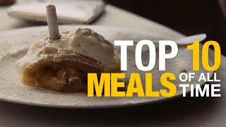 Top 10 Movie Meals of All Time
