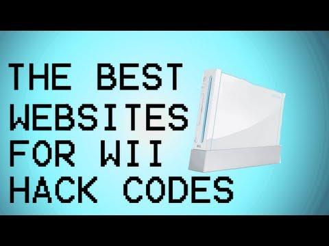 The Best Websites For Wii Hack Codes