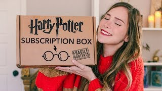 Download Accio Unboxing   Harry Potter Subscription Box Video