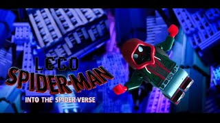Download Spider-Man: Into The Spider-Verse: What's Up Danger in LEGO Video