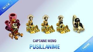 Dofus - Captaine Meno- Succes Pusillanime A 4 [3 Cra-enu] - Maj 2.42 - Pandore