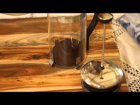 How to Make a Delicious Cup of Coffee : Mediterranean & Other World Recipes