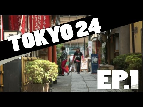 Tokyo 24 - Episode 1 [Tsukiji et Ginza]