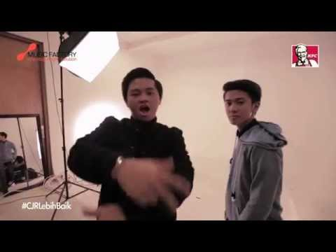 Behind the Photoshoot CJR