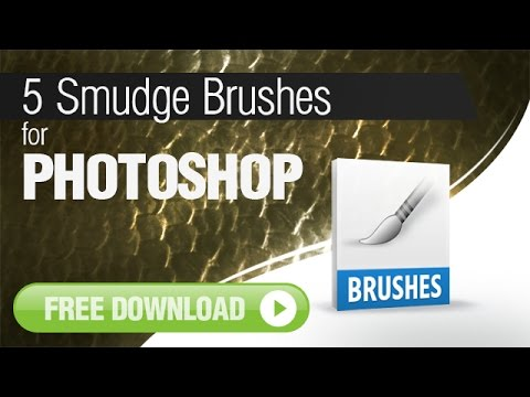 3 Photoshop Brushes for Painting Snake Scales & How to Use Them