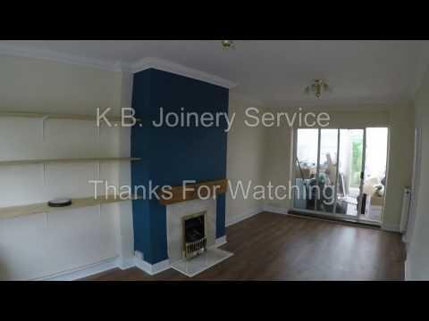 Decorating Side   Livingroom refurbish + Fireplace refacing1