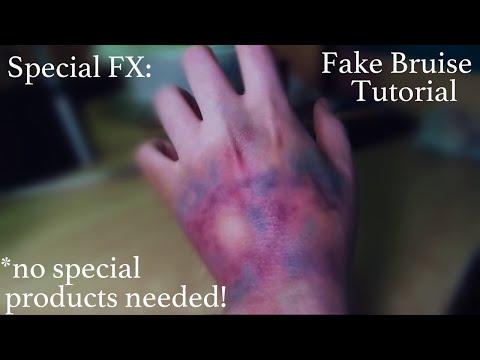 Bruise Tutorial | Special FX
