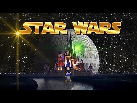 Star Wars Intro /  Disney Star Wars Intro updated