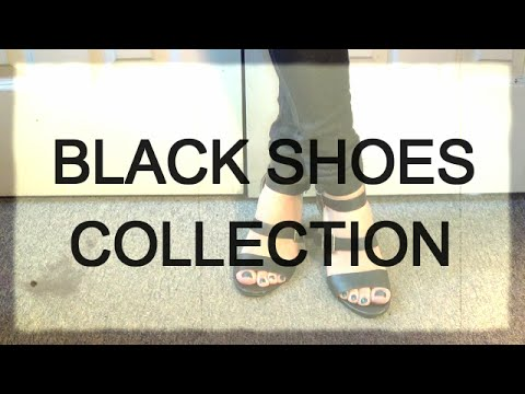 Black Shoes Collection  ♡