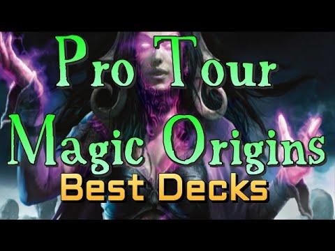 MtG: The Best Decks of Pro Tour Magic Origins