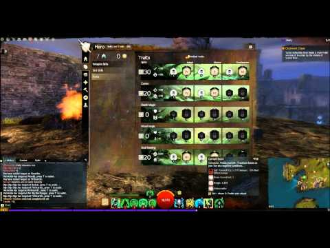 Guild Wars 2 Necro PvP/WvW Build