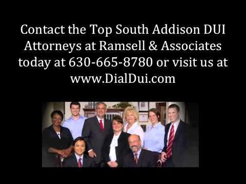 South Addison, Illinois DUI Attorney