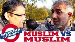 Slavery In Islam | Muslim vs Muslim | Speakers Corner