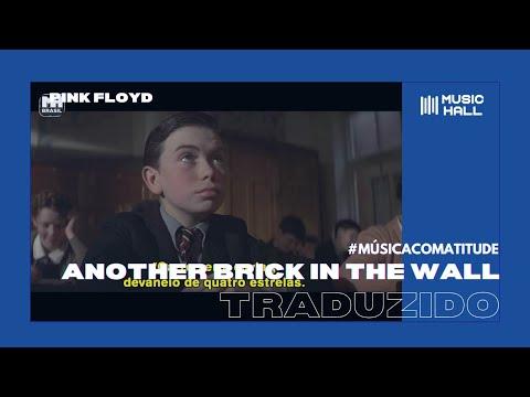 Pink Floyd - Another Brick In The Wall (Part II) [Clipe Oficial] (Legendado/Tradução)