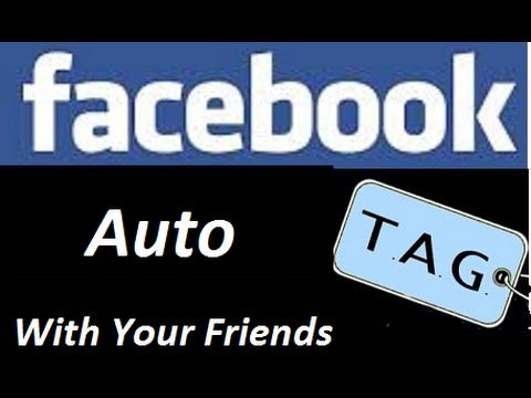 facebook auto tag all friends in a post