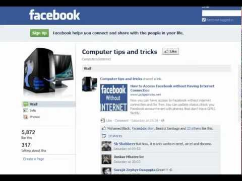 How To find Facebook Profile User Id