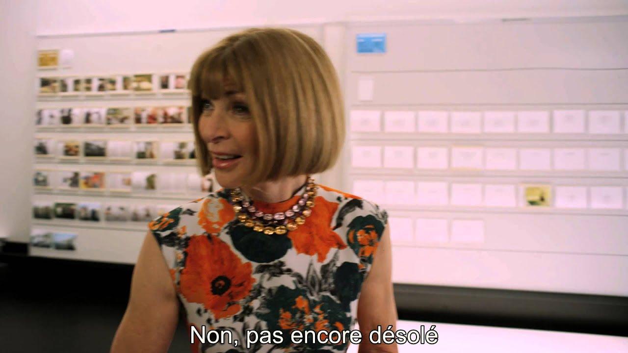 73 Questions with Anna Wintour   Vogue Paris