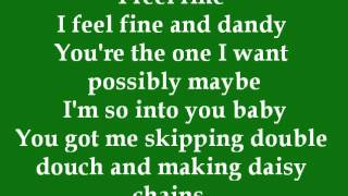 Daisy Chains - Ms Triniti (Dance Moms) - Lyrics