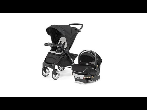 The Bravo LE Trio Travel System from Chicco