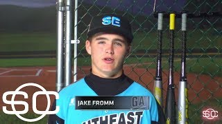 Jake Fromm was a LLWS star before quarterbacking Georgia | SportsCenter | ESPN
