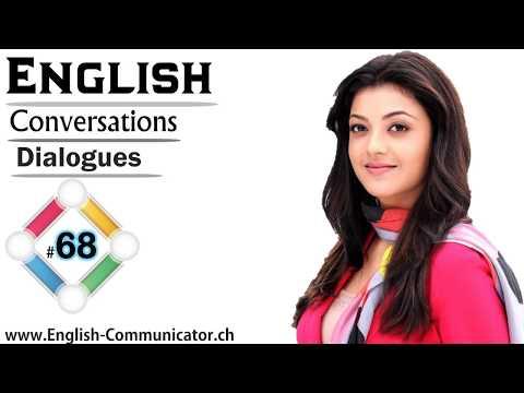 #68 English Language Dialogues Conversation Samll Talk Spoken Fluency