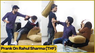 Prank With Rahul Sharma ( The Hungama Films )| Funky Joker