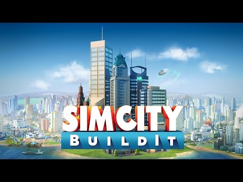 Official SimCity BuildIt (by Electronic Arts) Announcement Trailer (iOS / Android)