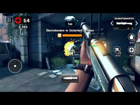 Dead trigger 2 max graphics gameplay 1080p