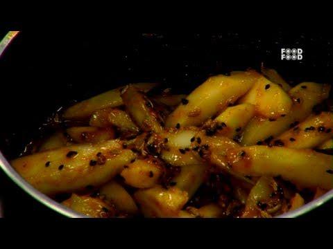 Kairi Ki Launjee  -  Sanjeev Kapoor's Kitchen