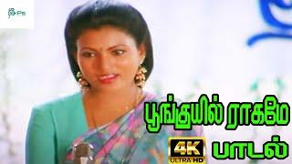 Poonguyil Ragame(female) ||பூங்குயில் ராகமே ||K. S. Chithra || H D Song