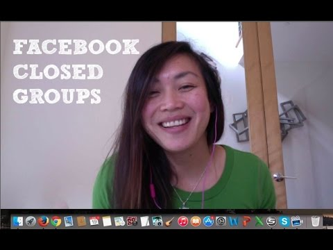 Facebook Groups: Basics of Facebook Closed Groups | Stacia Kennedy