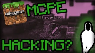 Most Overpowered Hack Client in MCPE 1 2 Vader V4 (Tracers,Lbsg