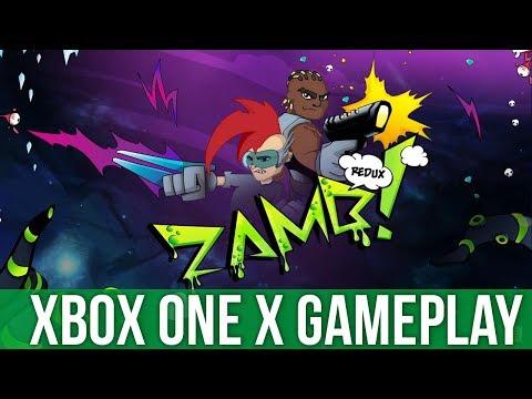 Zamb Redux! - Xbox One X Gameplay (Gameplay / Preview)