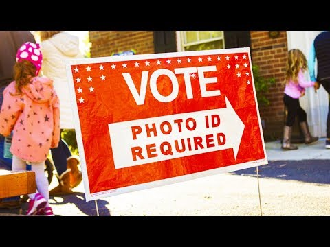 The Sinister Motive Behind Voter ID Laws