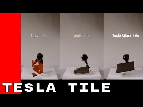 Tesla Roof Tile Durability Test