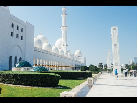 Follow Us Around: Abu Dhabi #tddontour