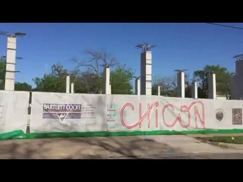 The Chicon - a low incoming housing development