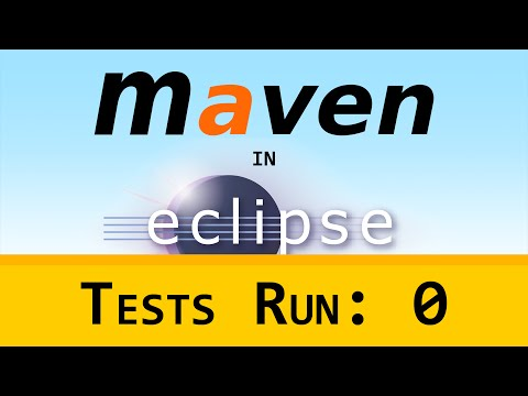 [LD] Maven in Eclipse - Tests Run: 0 | Let's Develop With
