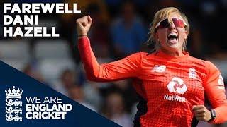 Farewell Dani Hazell England Legend | England Women