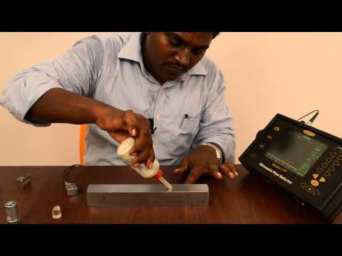 Ultrasonic Testing Distance Amplitude Correction (DAC) Tutorial Video.