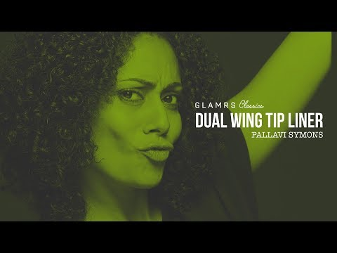 Sharmila Tagore Inspired Dual Winged Tip Eyeliner | Glamrs Classics With Pallavi Symons