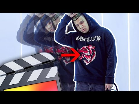 Sliding Freeze Frame Effect (WolfieRaps) - Final Cut Pro X