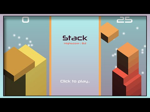 Stack - Making 'Stack' Android game [C#][Stream VOD]