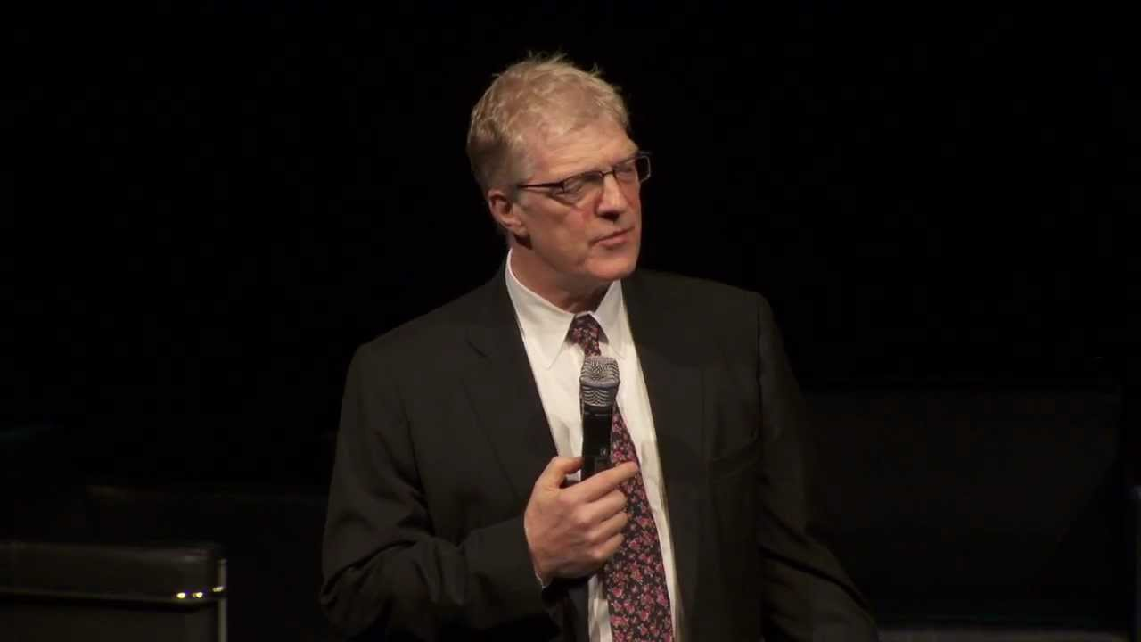 Sir Ken Robinson - Educating the Heart and Mind
