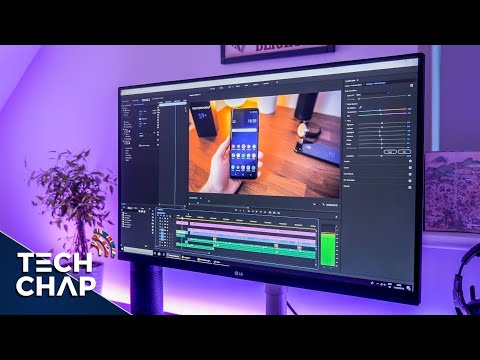 The $700 4K HDR Monitor! LG 27UK850-W Review | The Tech Chap