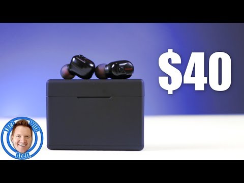$40 GoNovate Gemini Bluetooth Wireless Earbuds Review