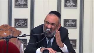 #x202b;הרב אברהם בן חמו - פרשת משפטים - תשע