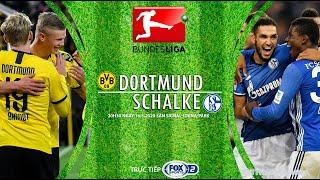 NHẬN ĐỊNH BÓNG ĐÁ: Dortmund vs Schalke (20h30 ngày 16/5). Vòng 26 Bundesliga. Trực tiếp FOX Sports 2