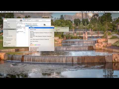 Unzipping Files on a Mac OS X