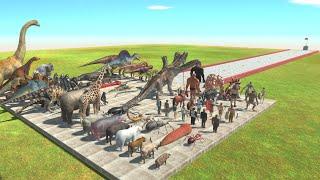 The Toughest Of All - Animal Revolt Battle Simulator